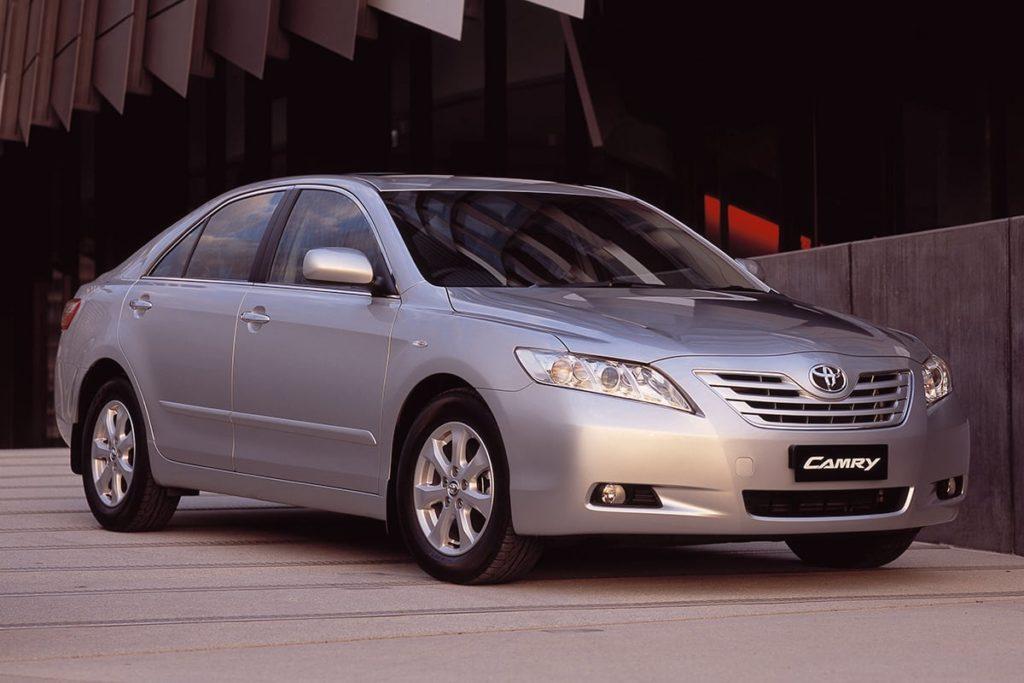 Выкуп Toyota